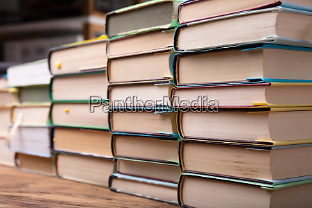 books in shelf