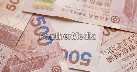group of hk dollar