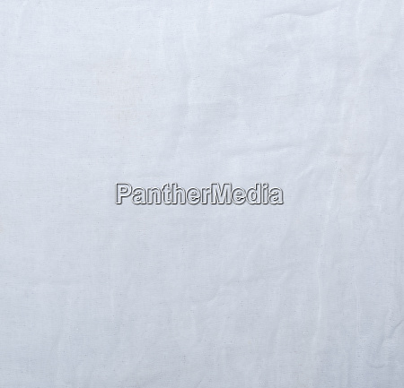 white cotton gauze full frame