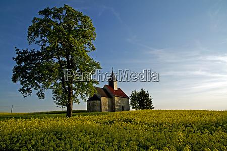 st annes chapel krobitz in the