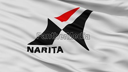 narita city flag japan chiba prefecture