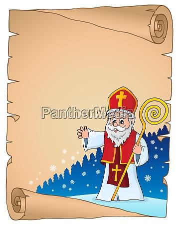 saint nicholas topic parchment 2