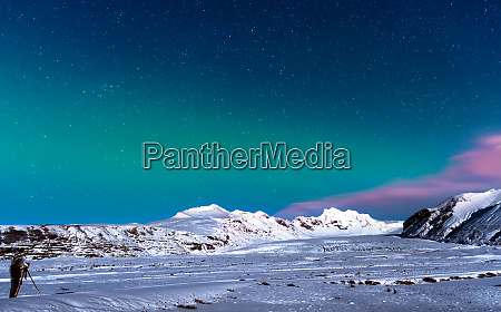 winter travel to iceland