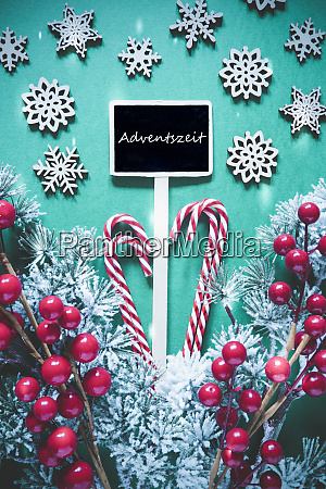 vertical black christmas sign lights adventszeit