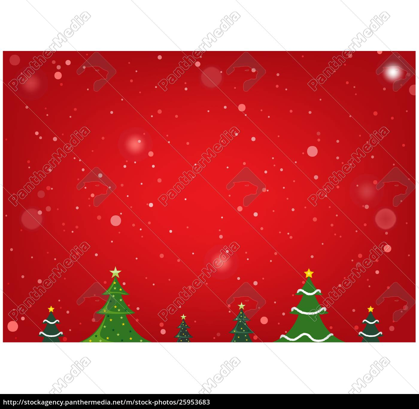 Christmas Background Images Free.Royalty Free Vector 25953683 Red Christmas Background With Xmas Trees