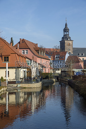bad berka a small town in