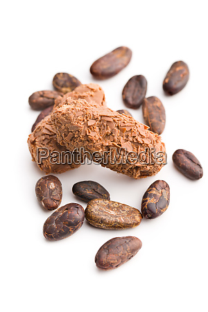 the chocolate pralines