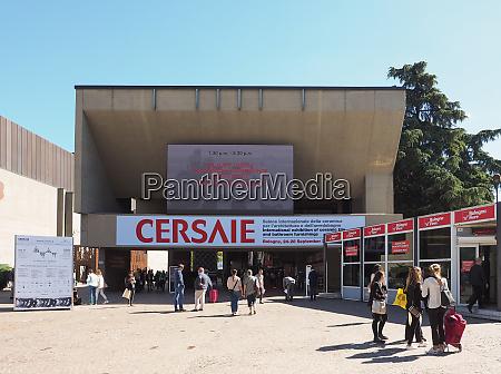cersaie international exhibition of ceramic tile