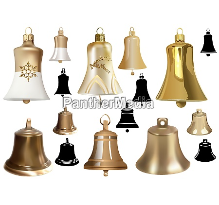 set of bells as elements of