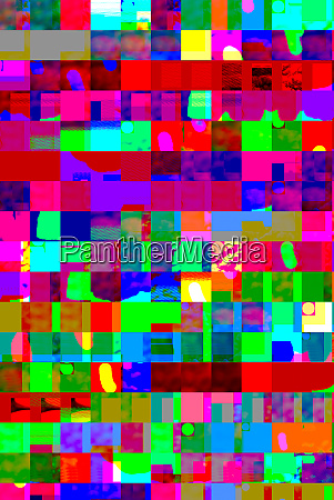 abstract colorful design artwork with dynamic