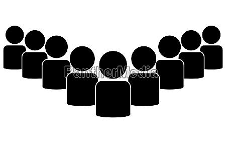group icon black