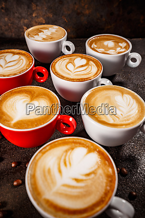 coffee latte art set