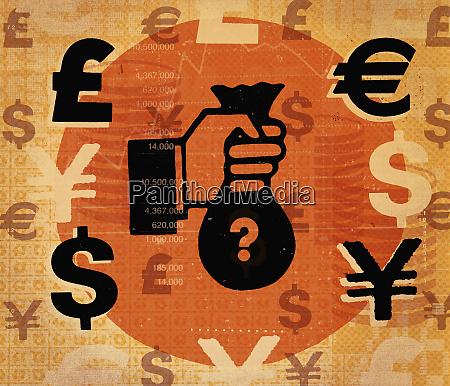 international currency symbols