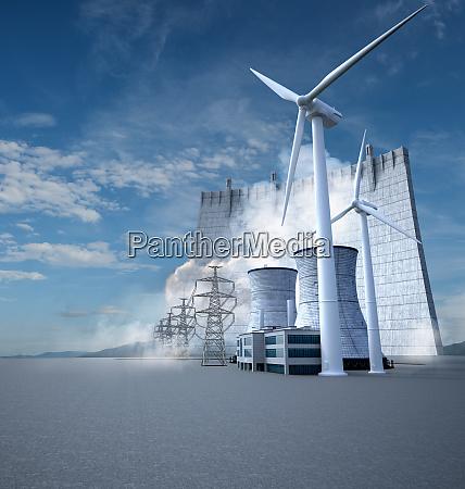 alternative electricity power supplies