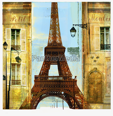 apartments, and, eiffel, tower - 26000944