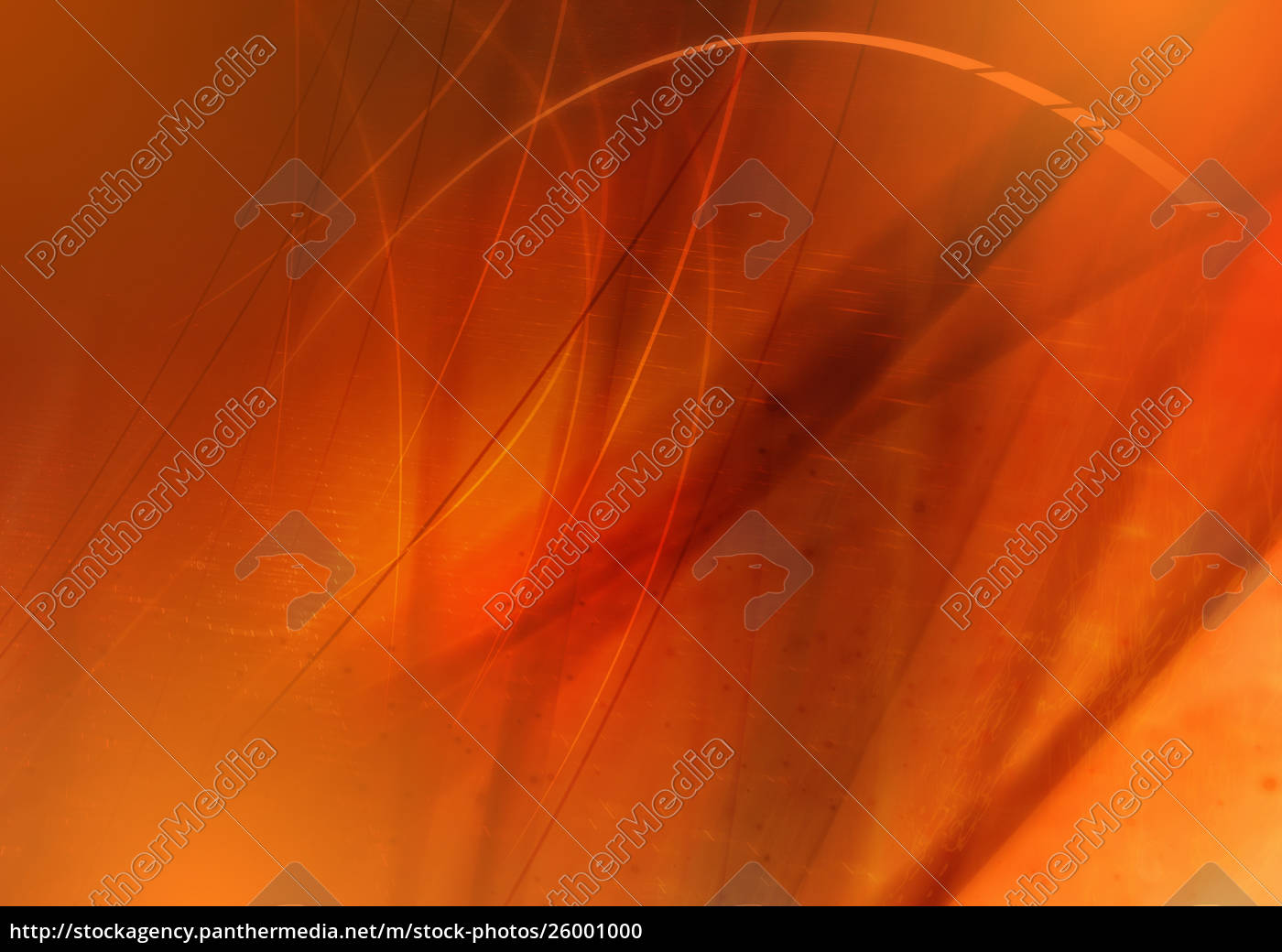abstract, image, of, orange, swirling, lines - 26001000