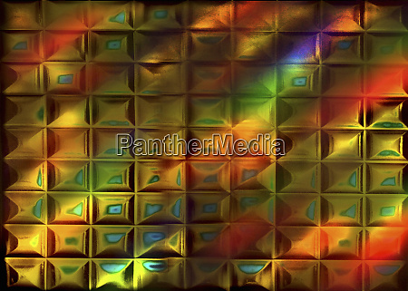 bright color abstract background tile pattern