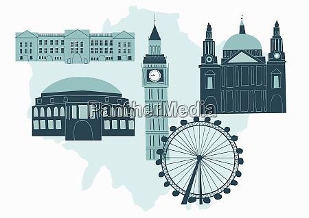 historical london landmarks