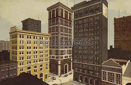 arrott building fourth avenue historic district