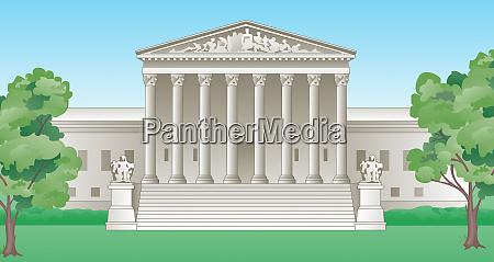 united states supreme court building washington