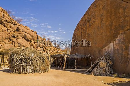 namibia twyfelfontein damara living museum