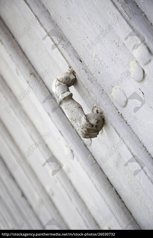 old, door, knocker - 26030732