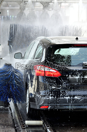 vehicle cleaning car wash