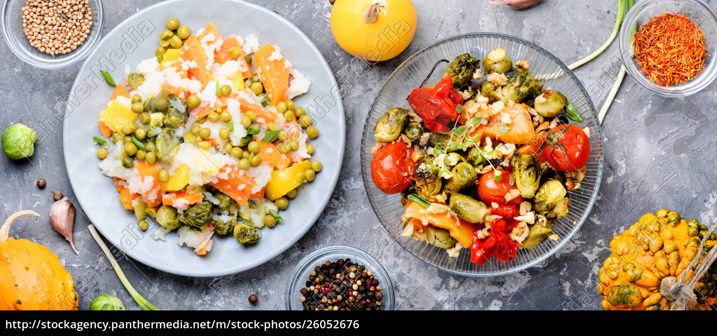 lean, vegetable, risotto - 26052676