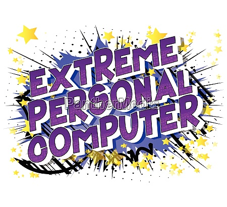 extreme, personal, computer, -, comic, book - 26053352