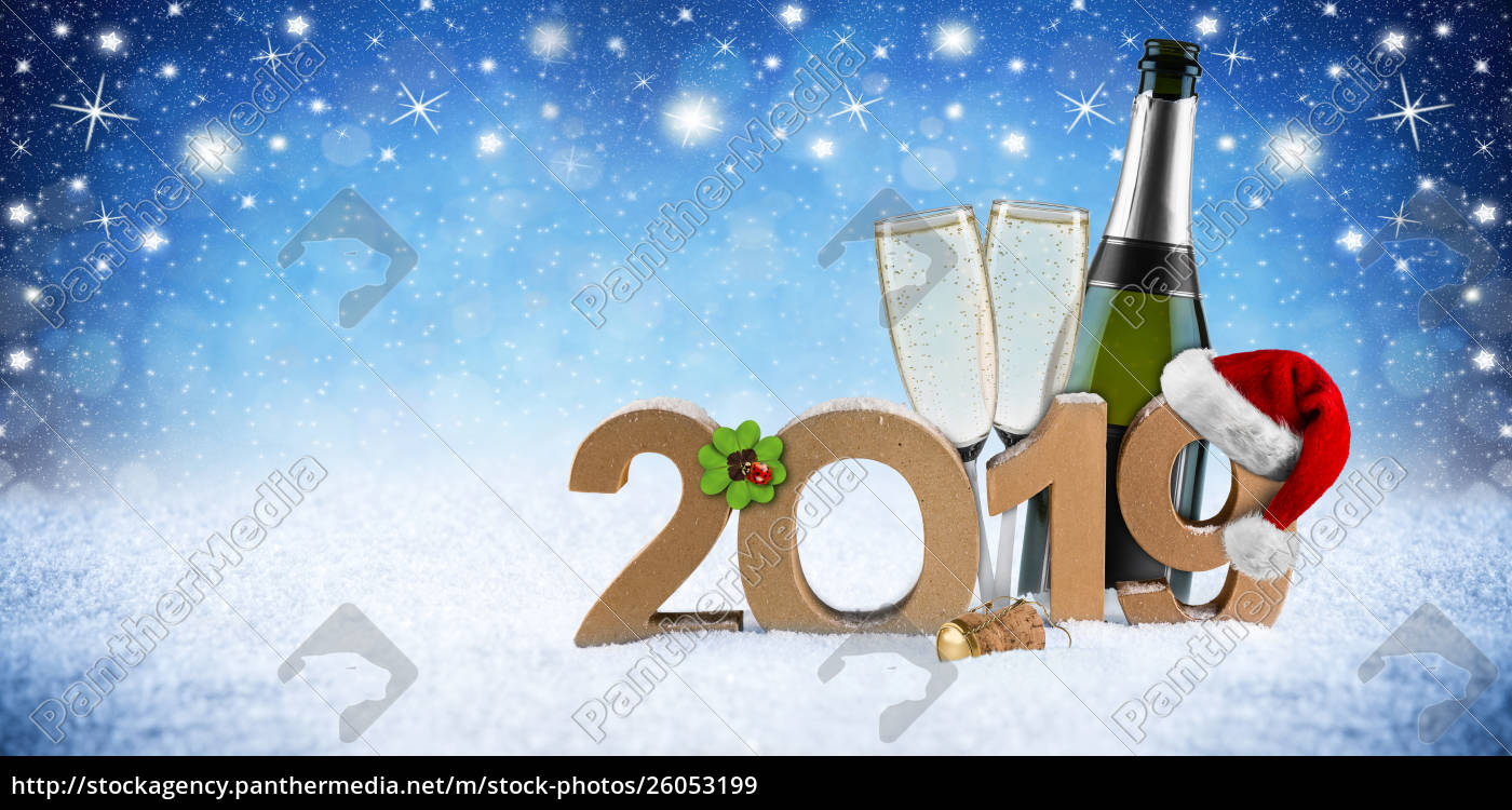 happy, new, year, 2019, number, with - 26053199