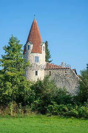 historic, city, gate, tower, of, abensberg - 26053052