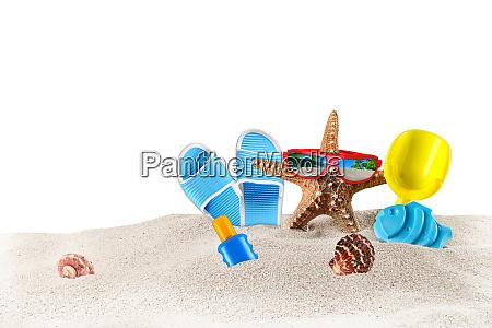 sea star and beach supplies accessory