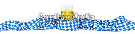 bavarian flag beer