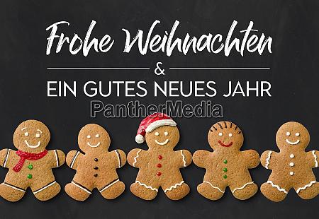 frohe weihnachten und ein gutes neues