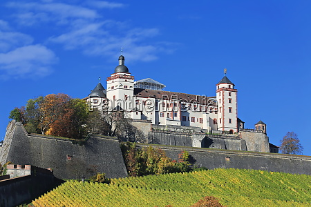 wuerzburg is a city in bavaria