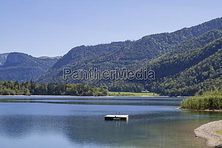 lake hintersee in salzkammergut