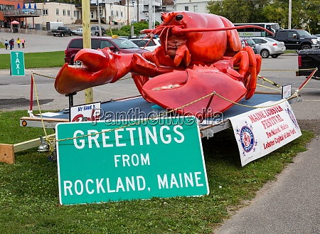 greetings from rockland maine