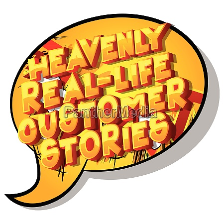 heavenly real life customer stories