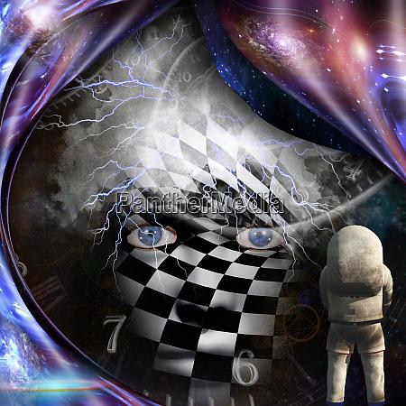 astronaut exploration