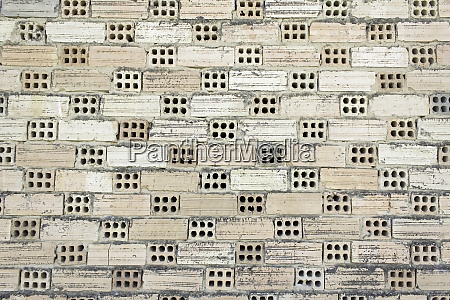 aging brick structure