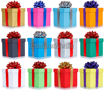 many gifts collection presents christmas birthday