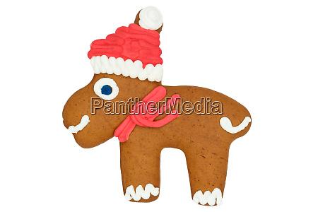 christmas market gingerbread reindeer moose elk