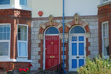 semi detached house in brixham