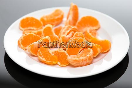 mandarin cheer plate
