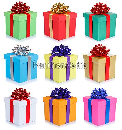 set of birthday gifts christmas presents