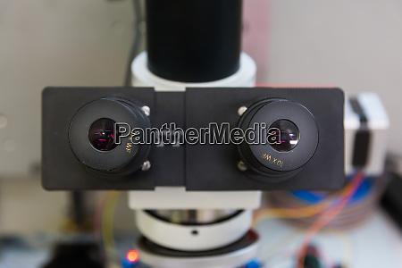 microscope camera device print examine industry