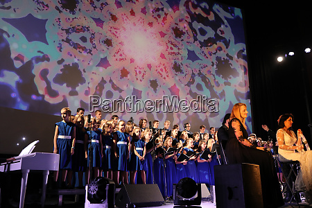 the multimedia christmas oratory to