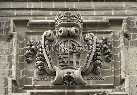 maltese sacred architecture coat of arms