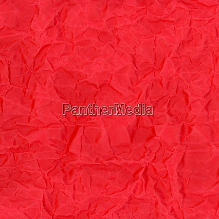 red creased paper texture background