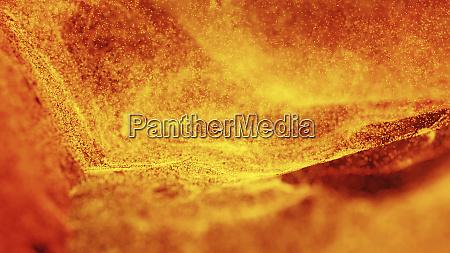 hot volcanic magma lava background